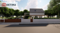 Ισόγεια Κατοικία με Σοφίτα IS-133, συνολικής επιφάνειας 133.41 τ.μ.