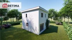 Διώροφη Κατοικία D-110a, συνολικής επιφάνειας 110.00 τ.μ.