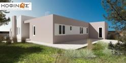 Ισόγεια κατοικία Ι-194, συνολικής επιφάνειας 194.60 τ.μ.