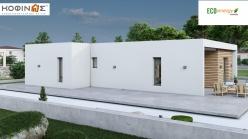 Ισόγεια Κατοικία Ι-113β, συνολικής επιφάνειας 113,24 τ.μ.